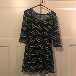 Fit to Flare Dress